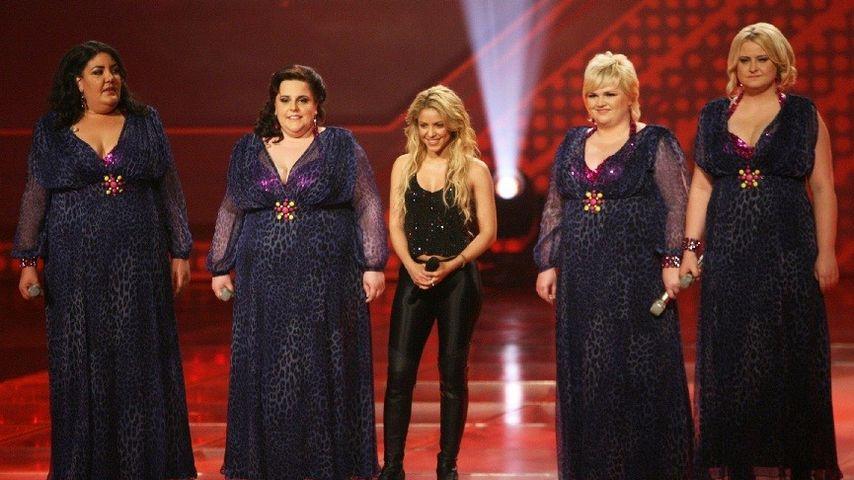 X-Factor: Duett-Debakel bei Big Soul und Shakira
