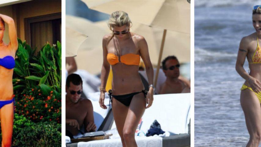Bikini-Beautys 2014: So heiß ging es am Strand zu
