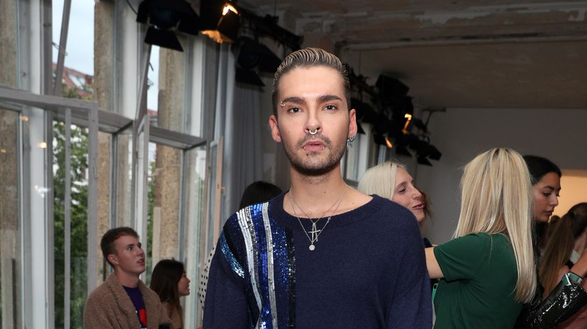 Bill Kaulitz bei der Berliner Fashion Week