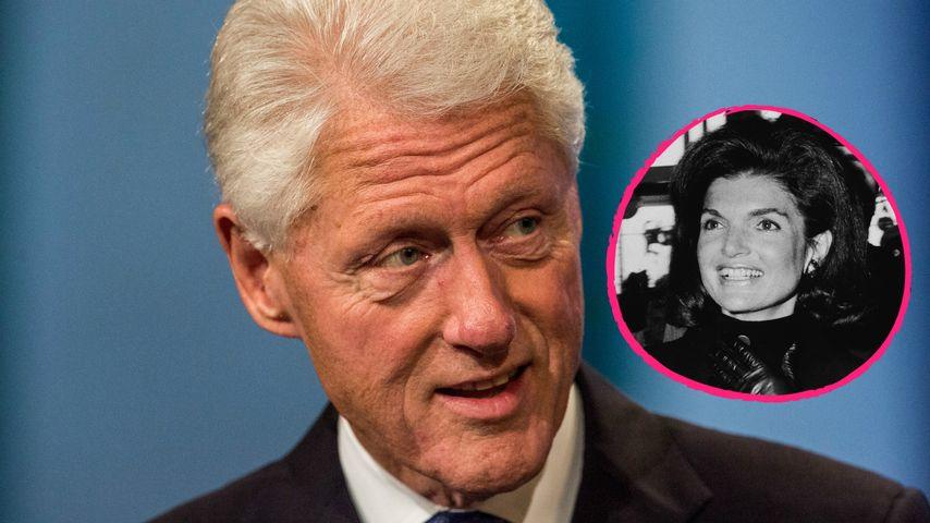Polit-Affäre: War Bill Clinton scharf auf Jackie Kennedy?
