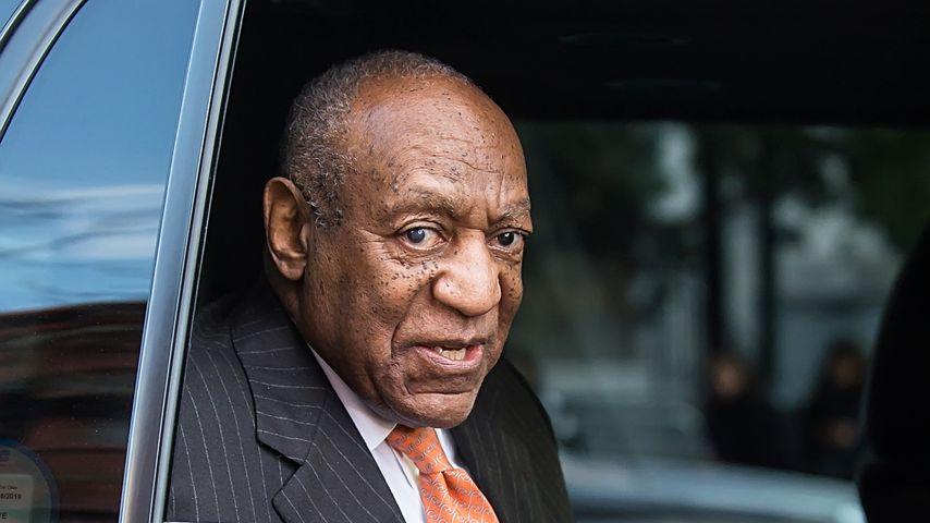 Comedian Bill Cosby, April 2018