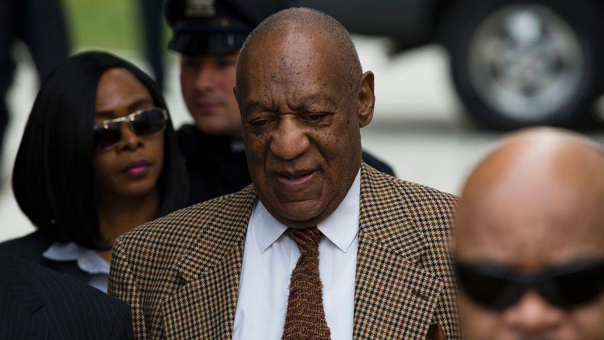 Verbrecher-Foto: Bill Cosby für 1 Million $ auf Kaution frei