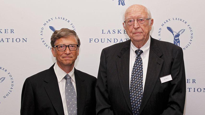 Bill Gates trauert: Sein Vater ist mit 94 Jahren verstorben