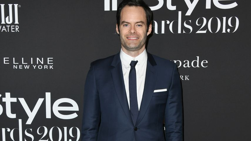 Bill Hader bei den InStyle Awards in Los Angeles