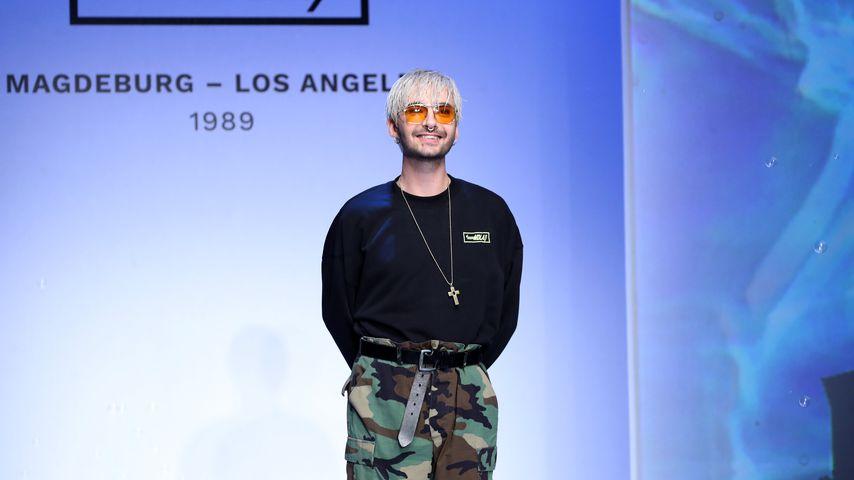 Bill Kaulitz bei der About You Fashion Week in Berlin 2019