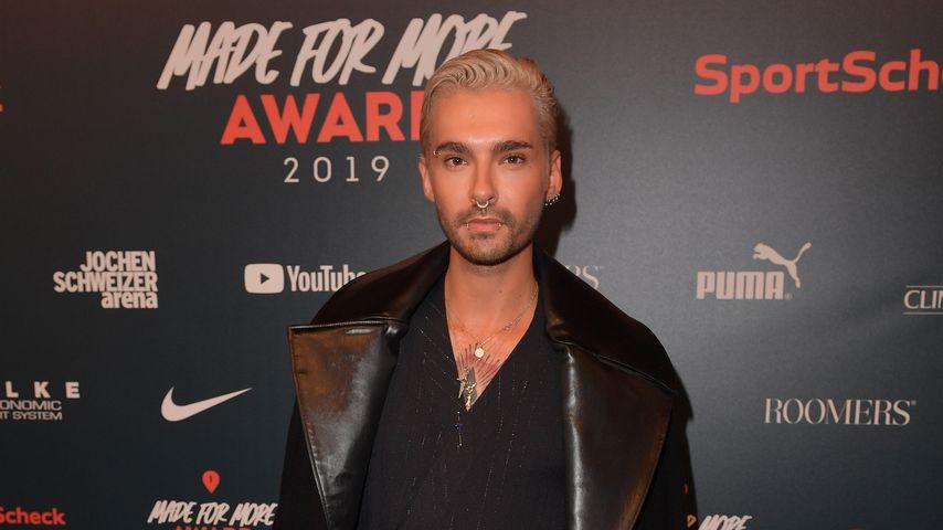 Seltener Carpet-Auftritt: Bill Kaulitz verzückt Deutschland