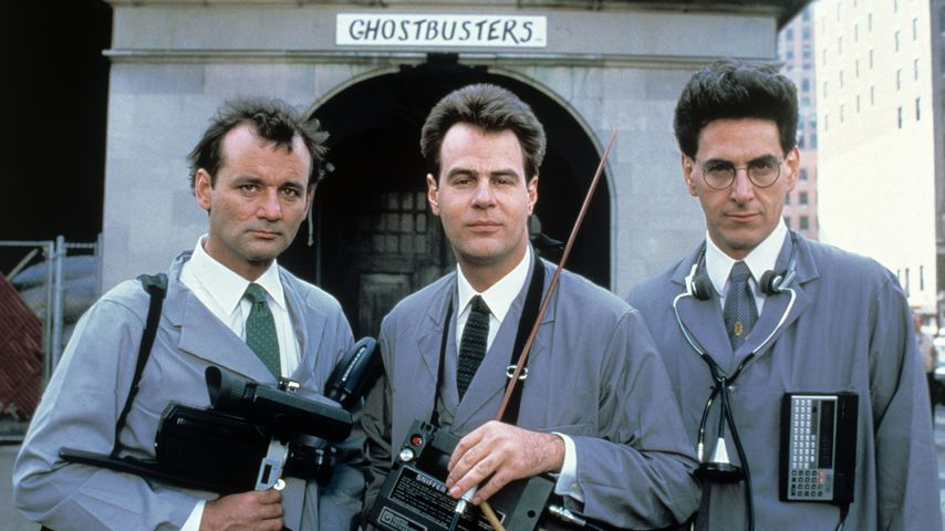 "Bill Murray, Dan Aykroyd und Harold Ramis in ""Ghostbusters"""