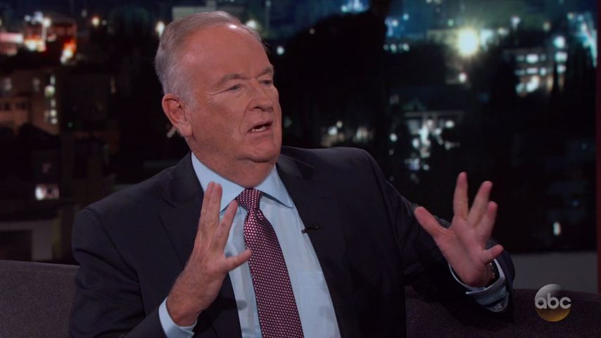 Bill O'Reilly bei Jimmy Kimmel