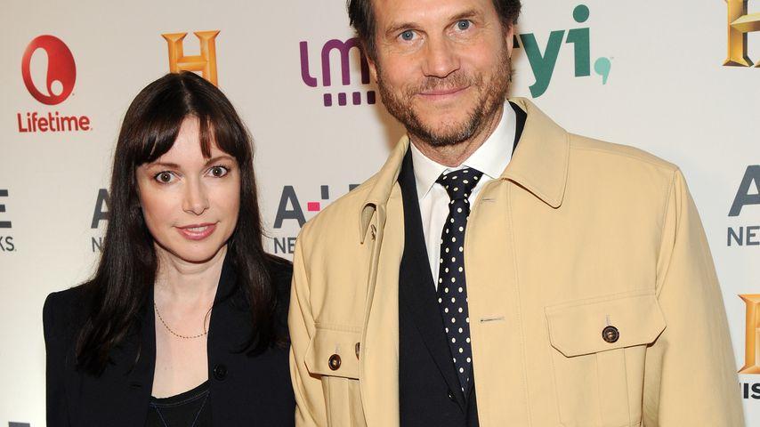 """""""Dämonisch""""-Schauspieler Bill Paxton & Ehefrau Louise Newbury"""