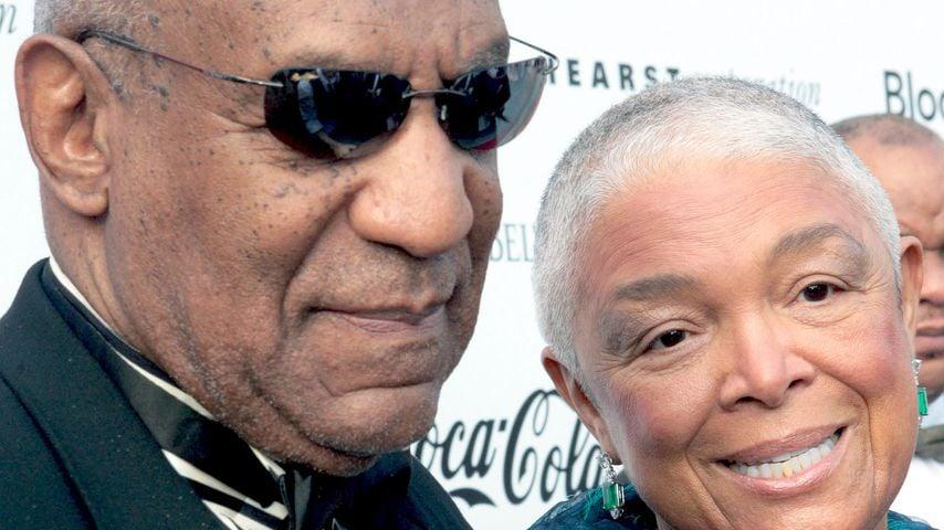 Bill Cosby mit seiner Ehefrau Camille