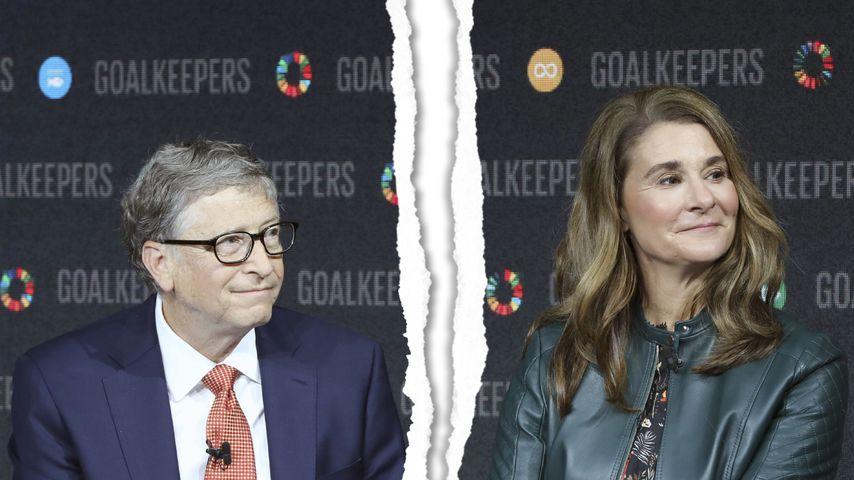 Nach 27 Jahren: Bill und Melinda Gates lassen sich scheiden!
