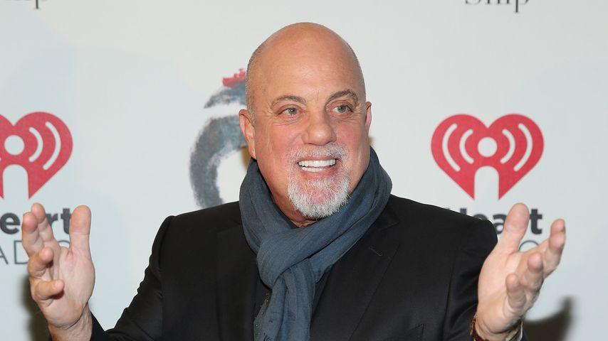 Billy Joel im Oktober 2014