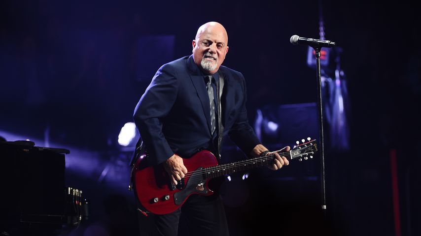 Billy Joel in New York, 2016