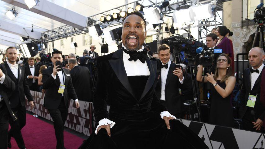 Billy Porter bei der Oscar-Verleihung 2019