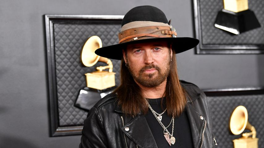 Billy Ray Cyrus bei den Grammys 2020