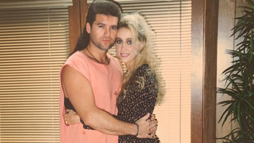 Billy Ray und Tish Cyrus 1993