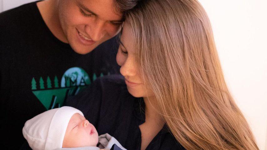 Name schon bekannt: Bindi Irwins erstes Baby ist endlich da