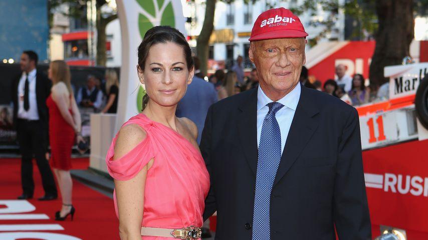 Ohr-Schock! So veräppelte Niki Lauda US-Reporterin