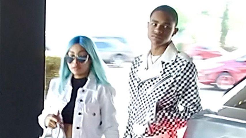 Noch in love: Ist's Blac Chyna mit 18-jährigem Rapper ernst?