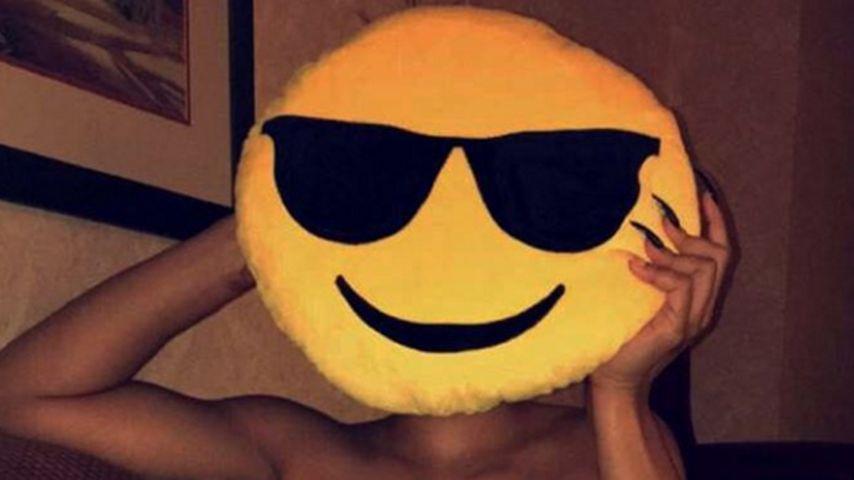 Fettes Smiley: Blac Chyna fühlt sich richtig cool