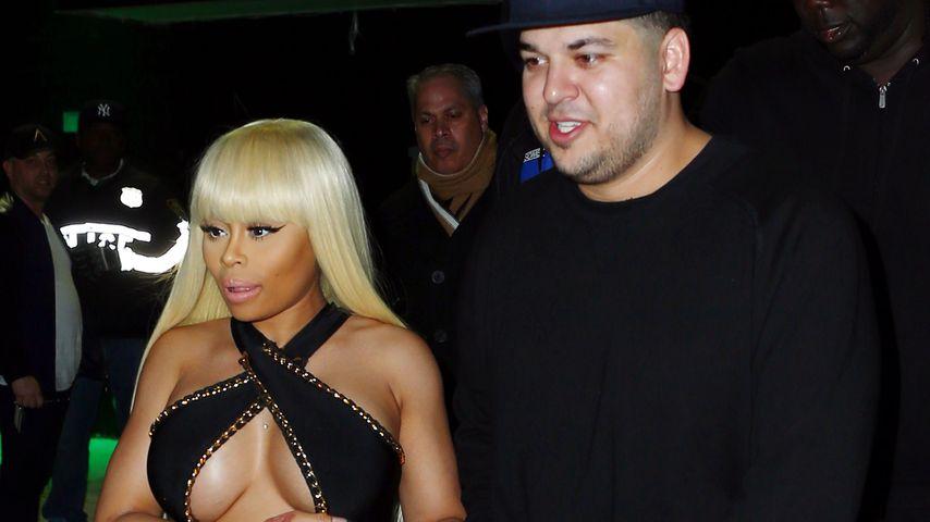 Sie sorgt vor: Blac Chyna sichert sich den Kardashian-Namen!