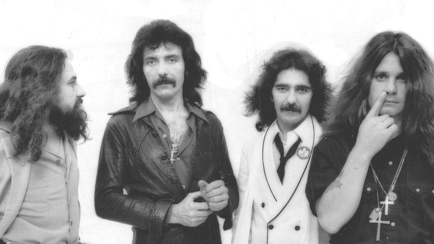 Ozzy Osbourne und Black Sabbath