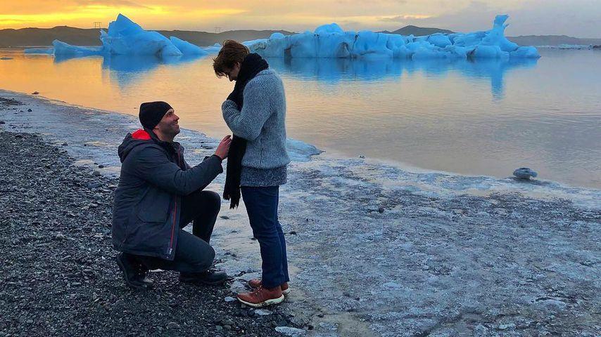 Disney-Star Garrett Clayton ist seit einem Jahr verlobt!