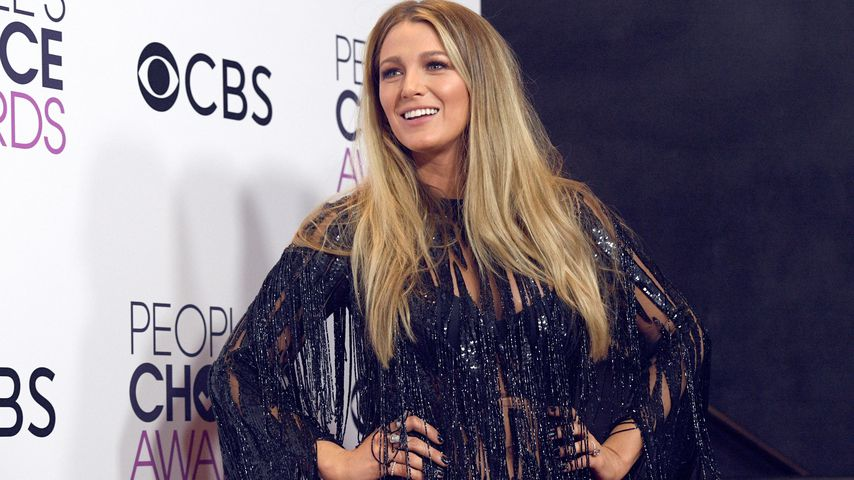 Blake Lively bei den People's Choice Awards 2017