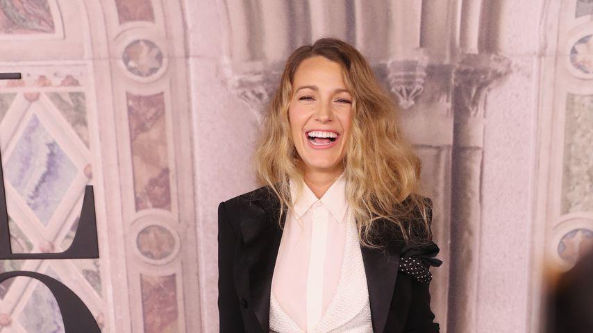 Blake Lively bei der New Yorker Fashion Week, 2018