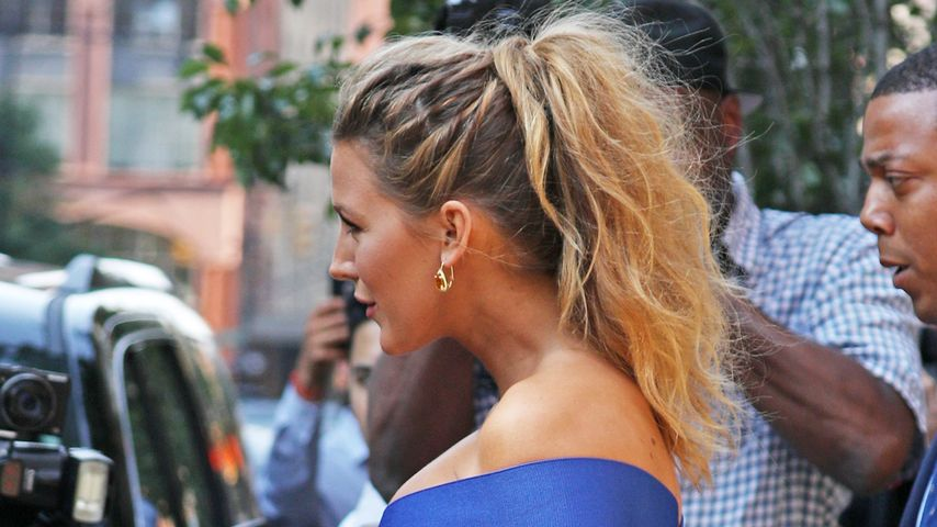Blake Lively, Ehefrau von Schauspieler Ryan Reynolds