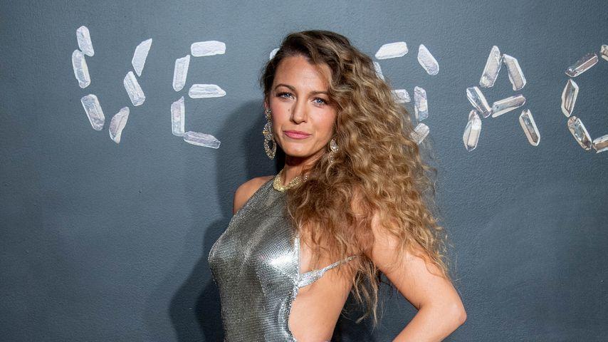 Schauspielerin Blake Lively im Dezember 2018 in New York
