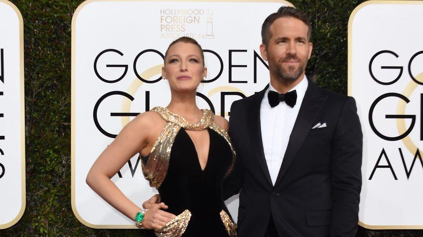 Frauenpower: Blake Lively kuschelt mit BFF Ambers Babybauch