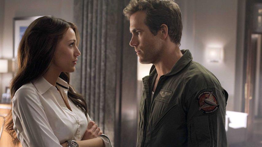 """Blake Lively und Ryan Reynolds in """"Green Lantern"""""""