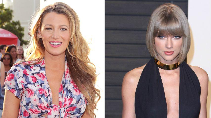 2. Kind für Blake Lively: BFF Taylor Swift begrüßt das Baby