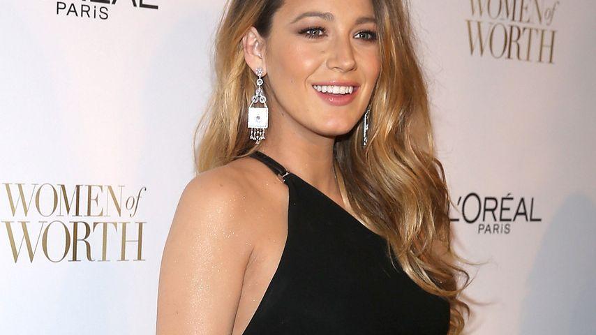 Schwangere Blake Lively: Ultra sexy mit Mega-Kugel