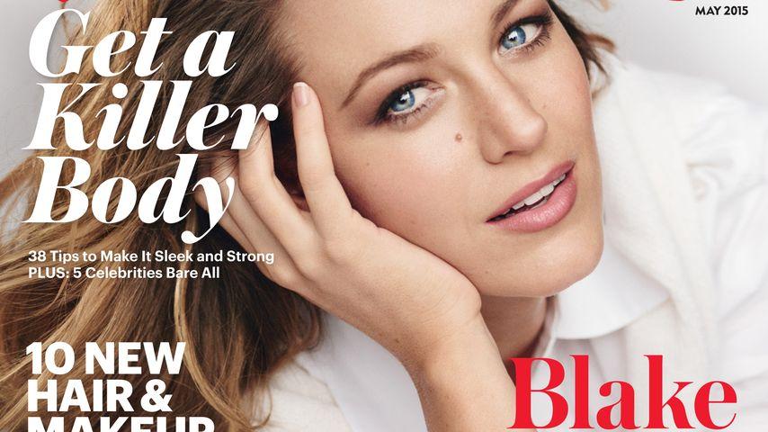 Kein Mädchen mehr! Blake Livelys wunderschönes Natural-Cover