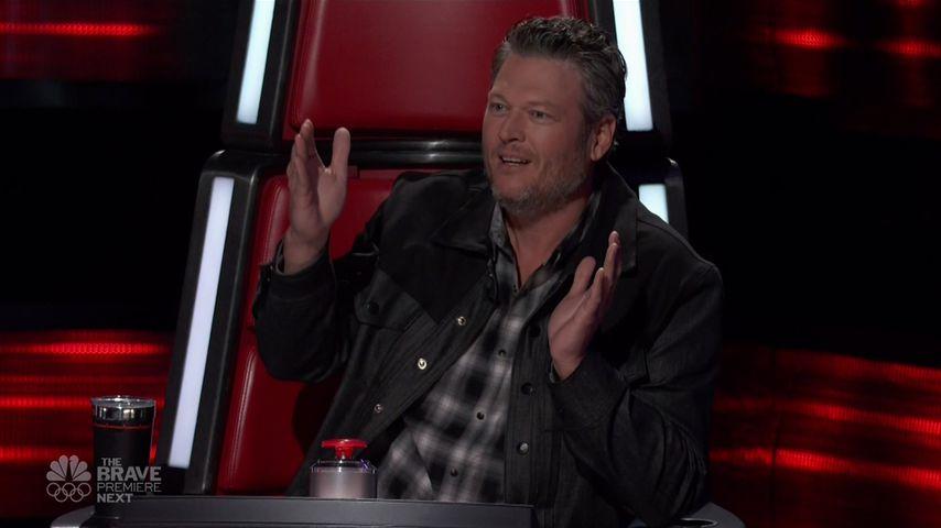 """Blake Shelton bei """"The Voice"""""""