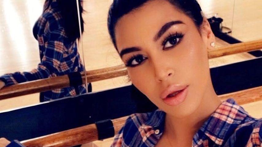 Unfassbares Foto! Das ist NICHT Kim Kardashian