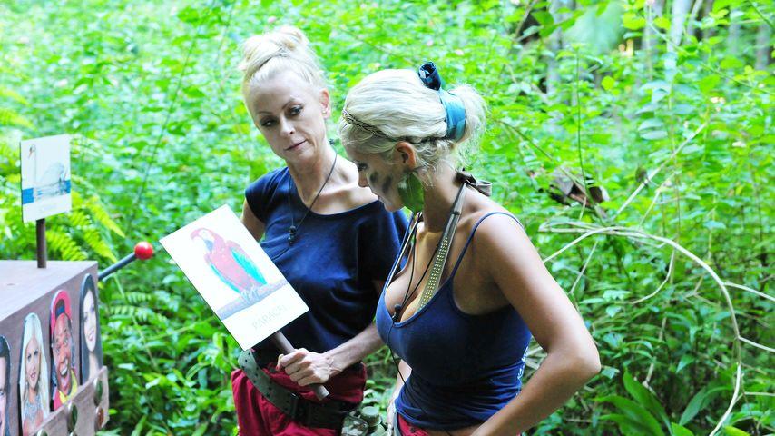 Jenny Elvers und Sophia Wollersheim
