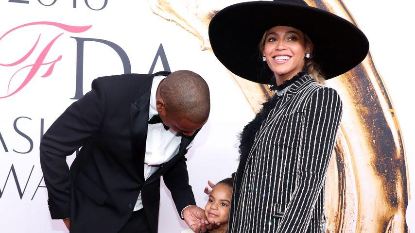 Blue Ivy Carter: Beyoncé's Tochter zeigt, wer der Boss ist!