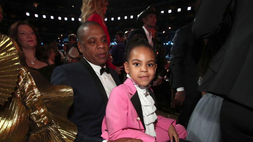 Jay-Z und seine Tochter Blue Ivy