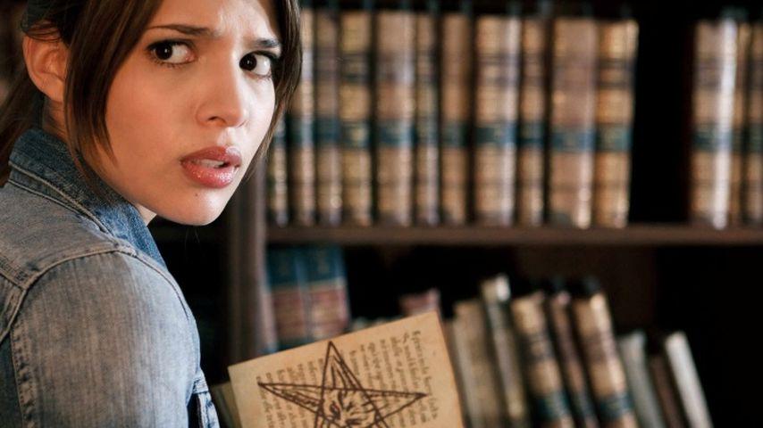 Blutsschwestern: Soap-Star Jasmin Lord wird Hexe!