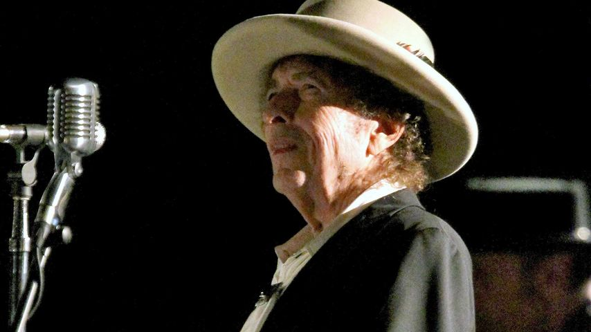 "Bob Dylan bei seiner ""Never Ending Tour"" 2015"