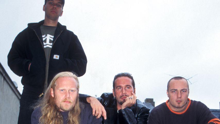 Die Rockband Böhse Onkelz