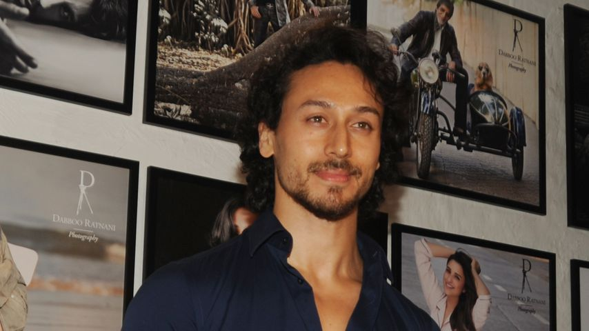 Bollywood-Star Tiger Shroff