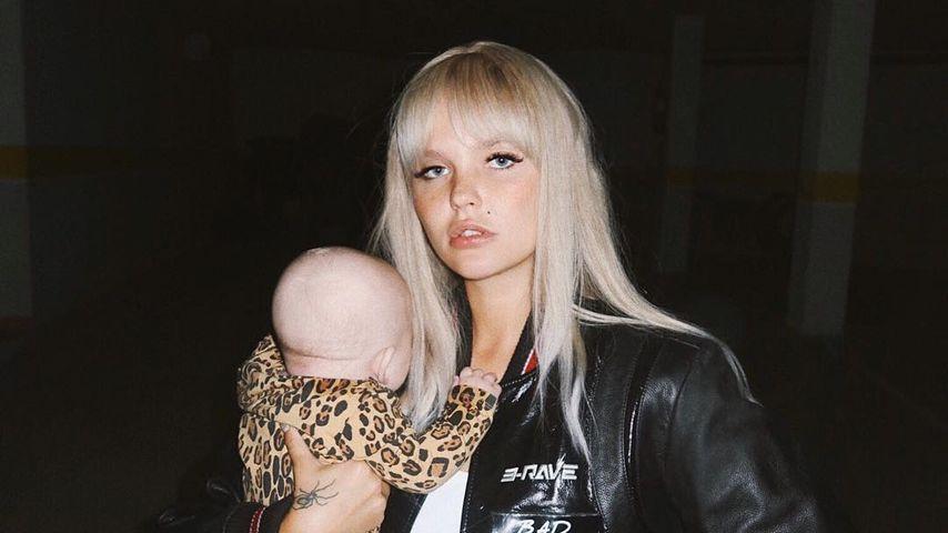 Wegen Baby Goldie: Bonnie hat keine Zeit mehr für Make-up