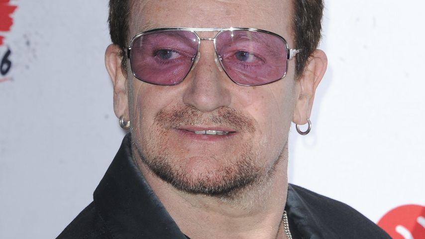 U2-Bono war vor Ort: So erlebte er das Nizza-Massaker