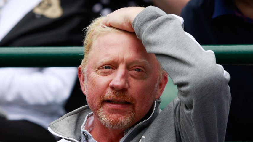 Tennis-Legende Boris Becker