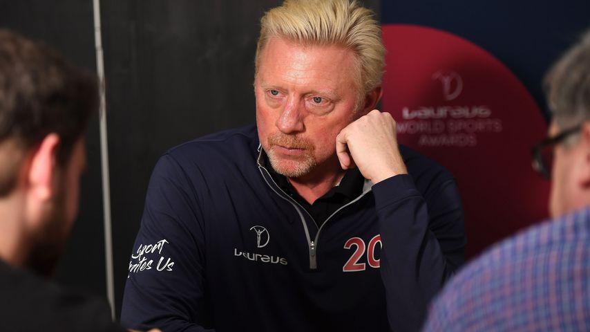 Boris Becker in Berlin im Februar 2020
