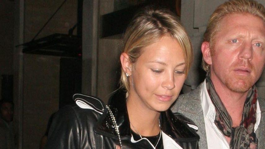 Alessandra Meyer-Wölden und Boris Becker